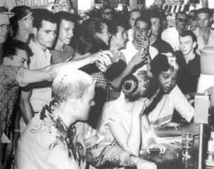 Greensboro Lunch Counter Sit-Ins