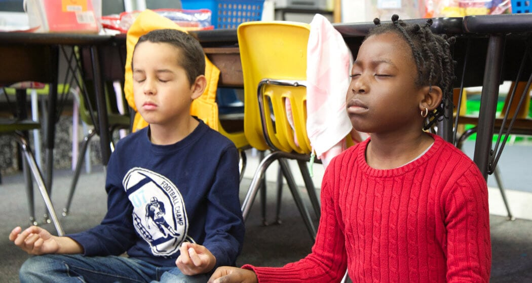 From <em>The Atlantic</em>:<br><em>When Mindfulness Meets the Classroom</em>