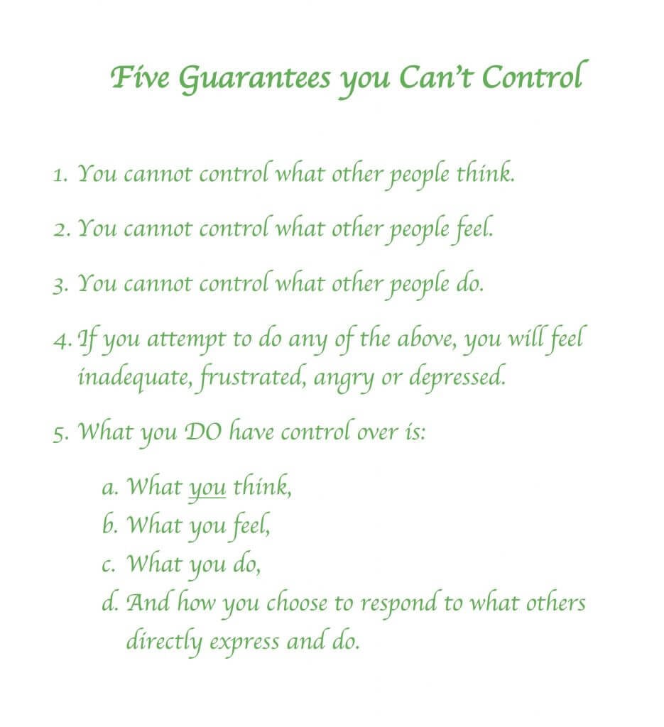 five-guarantees-you-cant-control