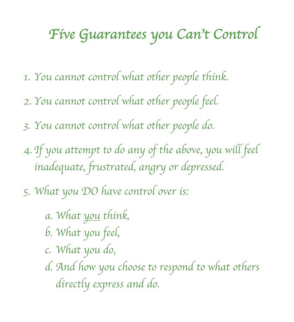 five-guarantees-you-cant-control